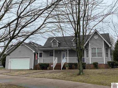 Paducah Single Family Home For Sale: 105 Brunswick Circle