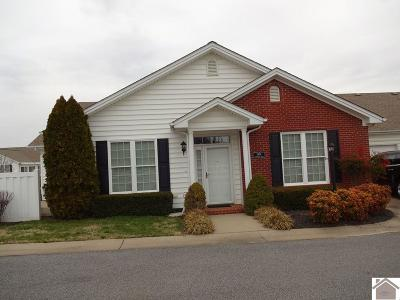 Paducah Condo/Townhouse Contract Recd - See Rmrks: 2434 Lakewood Drive