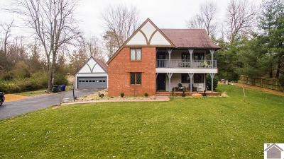 McCracken County Single Family Home Contract Recd - See Rmrks: 4016 Primrose Place