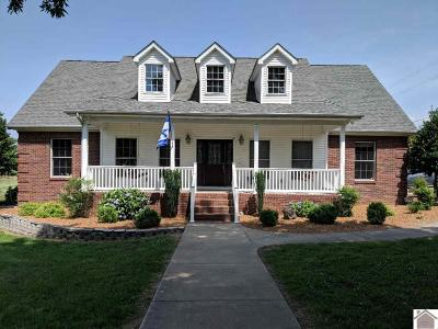 McCracken County Single Family Home For Sale: 100 Willow Lake Drive