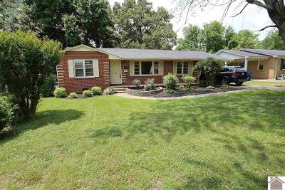 Murray Single Family Home Contract Recd - See Rmrks: 514 Whitnell Ave