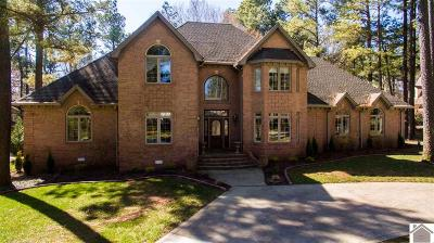 Paducah Single Family Home For Sale: 4626 Quail Hollow