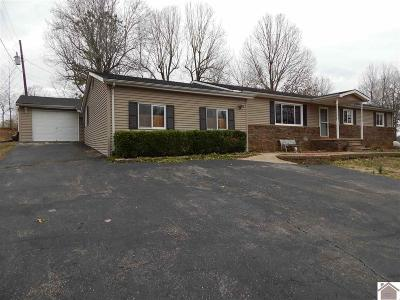 Gilbertsville Single Family Home Contract Recd - See Rmrks: 891 Red River Road