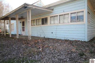 McCracken County Single Family Home Contract Recd - See Rmrks: 1135 Oaks Road