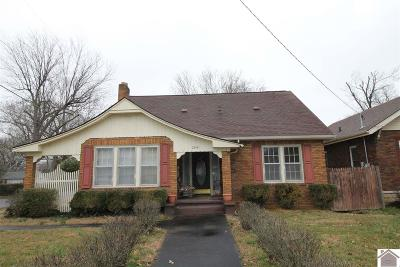 Paducah Single Family Home For Sale: 2841 Clark Street