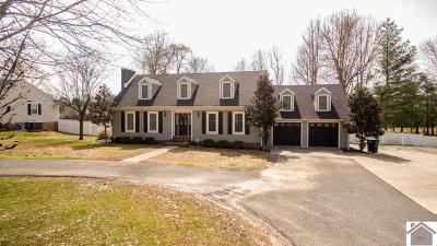 Paducah Single Family Home For Sale: 4270 Pecan Drive