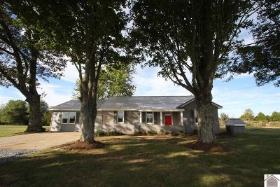 Calloway County Single Family Home For Sale: 608 Duncan Trail