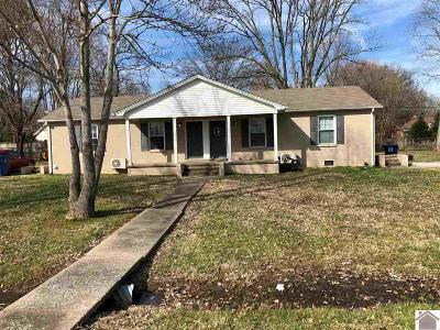 Calloway County Multi Family Home For Sale: 1300 Peggy Ann Dr
