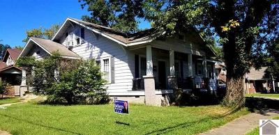 Calloway County Single Family Home For Sale: 401 N 5th St