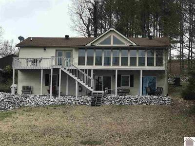 Calloway County, Marshall County Single Family Home Contract Recd - See Rmrks: 12 Geraldine Lane