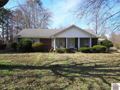 Calloway County Single Family Home For Sale: 1508 Glendale Road