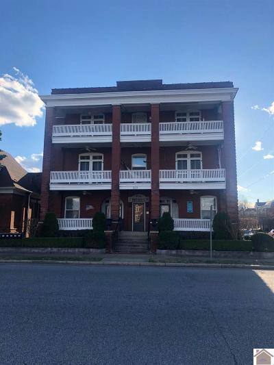 Paducah Condo/Townhouse For Sale: 233 N 6th Street