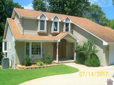 Eddyville Single Family Home For Sale: 1627 State Route 1055