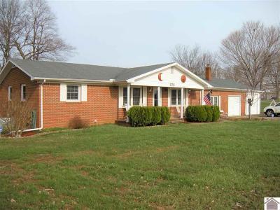 Cadiz Single Family Home For Sale: 372 Barkley Circle