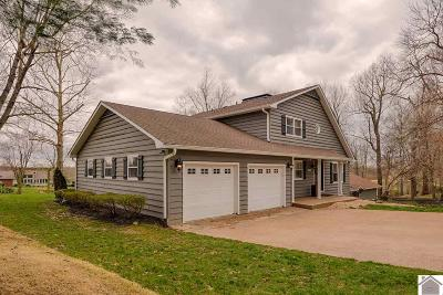 Paducah Single Family Home Contract Recd - See Rmrks: 115 Carnoustie Court