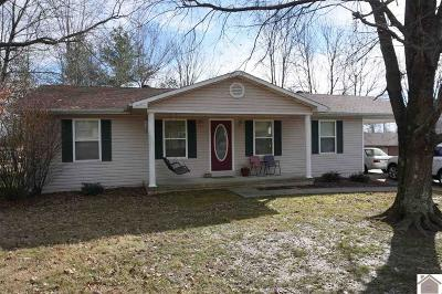 Eddyville Single Family Home For Sale: 403 E Fairview