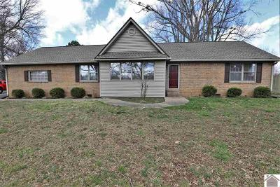 Paducah Single Family Home For Sale: 5060 Benton Road