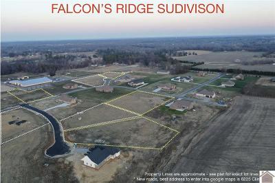 Paducah Residential Lots & Land For Sale: 1560 Falcons Ridge Blvd