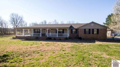 Graves County Single Family Home For Sale: 511 Sanderson Rd