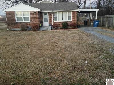 McCracken County Single Family Home For Sale: 3006 Benton Road
