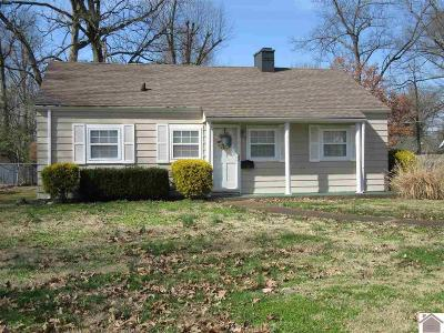 McCracken County Single Family Home For Sale: 2701 Madison St