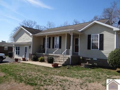 Trigg County Single Family Home For Sale: 239 Clarksdale Dr