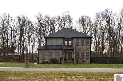 Calloway County, Marshall County Single Family Home Contract Recd - See Rmrks: 1417 Longwood Drive