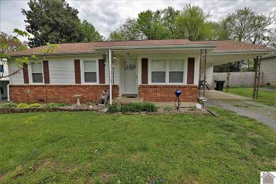 McCracken County Single Family Home For Sale: 3644 Alameda