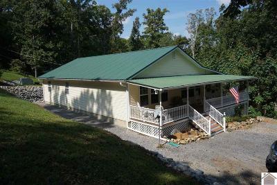 Murray Single Family Home For Sale: 91 Oak Ridge Road