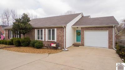 McCracken County Condo/Townhouse For Sale: 5071 Hill Terrace
