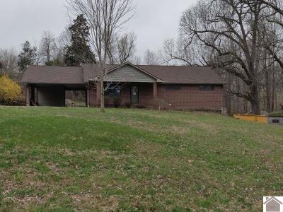 Paducah Single Family Home Contract Recd - See Rmrks: 200 Mistylane