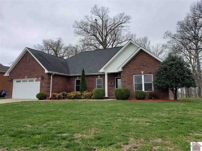Calloway County Single Family Home Contract Recd - See Rmrks: 76 Blissful View