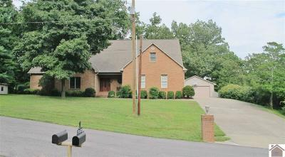 Livingston County, Lyon County, Trigg County Single Family Home For Sale: 610 E Dogwood Drive