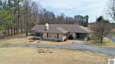Paducah Single Family Home Contract Recd - See Rmrks: 6080 Clinton Road