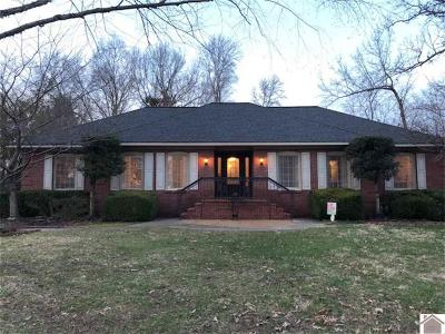 Calloway County, Marshall County Single Family Home Contract Recd - See Rmrks: 1200 Mimosa