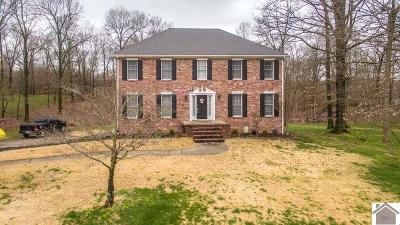 Paducah Single Family Home Contract Recd - See Rmrks: 215 Jalusian Trail