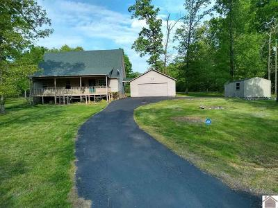 Calloway County, Marshall County Single Family Home For Sale: 275 Taft Road