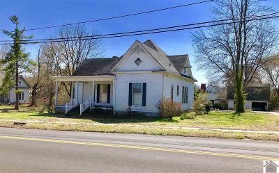 Marshall County Single Family Home Contract Recd - See Rmrks: 106 E. 14th Street