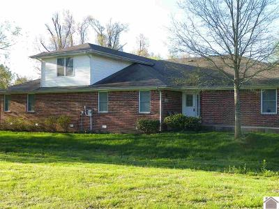 Paducah Condo/Townhouse For Sale: 1582 Holt Road