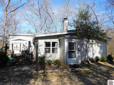Single Family Home For Sale: 214 Bratcher Ln