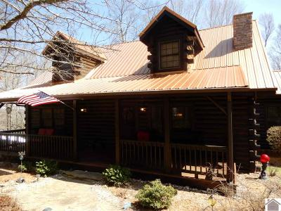 Single Family Home Contract Recd - See Rmrks: 53 Log Cabin Dr.