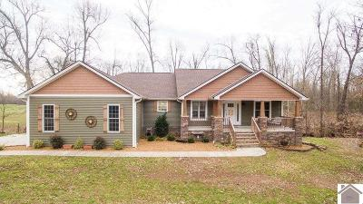 Paducah Single Family Home Contract Recd - See Rmrks: 251 Woodview