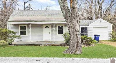 Paducah Single Family Home For Sale: 4955 Blandville Road