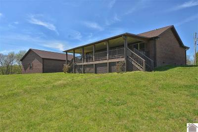 Livingston County, Lyon County, Trigg County Single Family Home For Sale: 111 Rachel