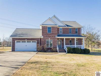 Paducah Single Family Home Contract Recd - See Rmrks: 125 Terre Villa Circle