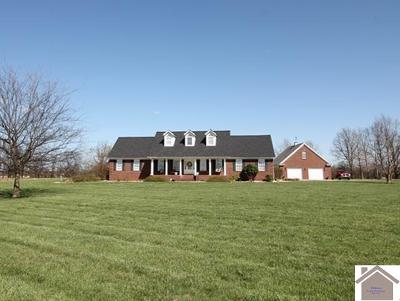 Graves County Single Family Home For Sale: 670 State Route 2192
