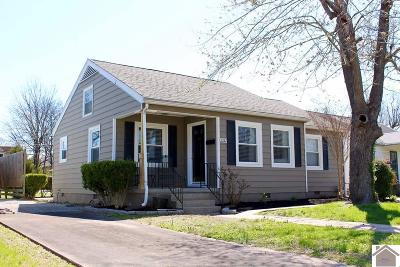 Paducah Single Family Home Contract Recd - See Rmrks: 2222 Madison