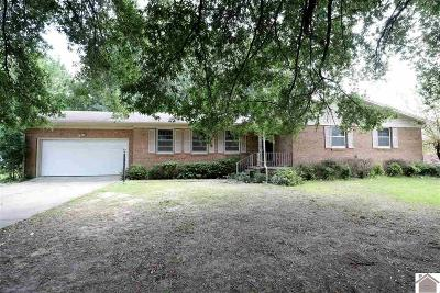 Paducah Single Family Home Contract Recd - See Rmrks: 320 Franklin