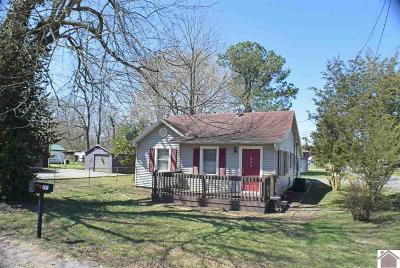 Paducah Single Family Home For Sale: 201 Butler St