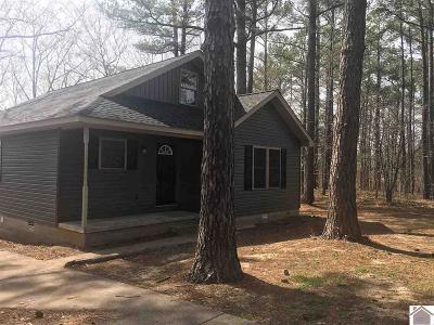 Calloway County Single Family Home Contract Recd - See Rmrks: 482 Landmark Circle